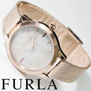 FURLA フルラ腕時計 レディース LIKE メッシュ