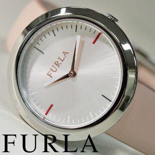 FURLA フルラ腕時計 レディース VALENTINA ピンクベージュ