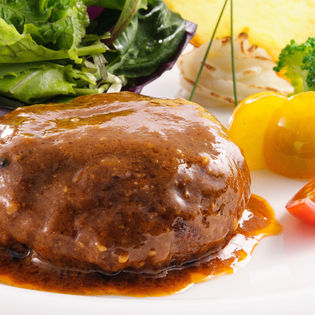 〔150g×6個〕蔵王牛デミ味噌煮込みハンバーグ