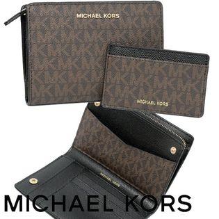 Michael Kors マイケルコース コイン&カードケース ブラック