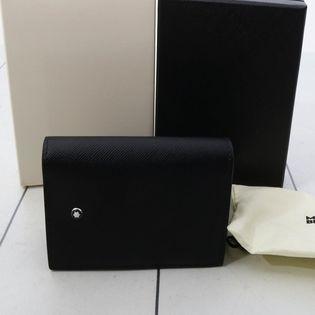 モンブラン カードケース 113223 SARTORIAL 色:BLACK