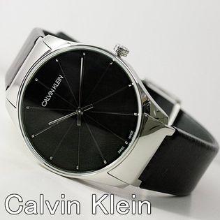 カルバンクライン CK 腕時計 CalvinKlein  メンズ  CLASSIC TOO BK