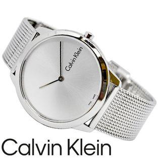 カルバンクライン CK 腕時計 CalvinKlein  メンズ  メッシュ