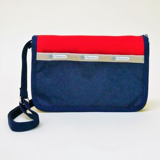 [LeSportsac]ショルダーバッグ SMALL CROSSBODY BAG ネイビーマルチ