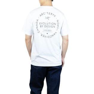 Mサイズ [ARC'TERYX]メンズTシャツ RETURN T-SHIRT SS ホワイト