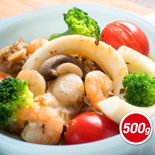 【500g】生食用シーフードミックス