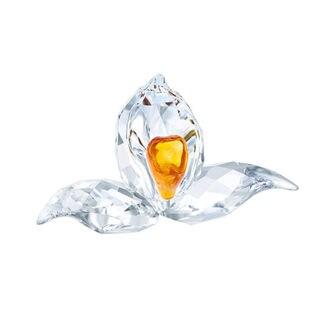 スワロフスキー 蘭 クリスタル 置物 5301553 AFRICAN ORCHID