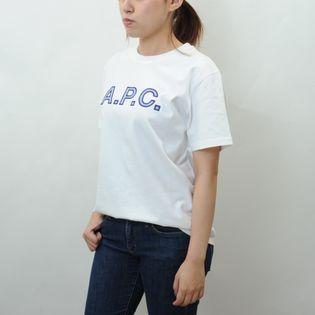 Mサイズ【A.P.C】Tシャツ RITA T-SHIRT ホワイト