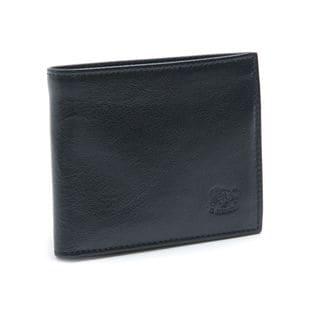 【IL BISONTE】折り財布 BI-FOLD WALLET ブラック