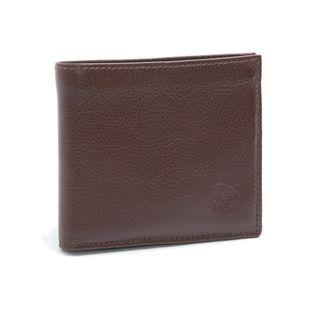 【IL BISONTE】折り財布 BI-FOLD WALLET ブラウン