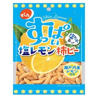塩レモン柿ピー 68g