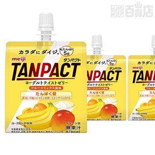 TANPACTヨーグルトテイストゼリー フルーツミックス風味