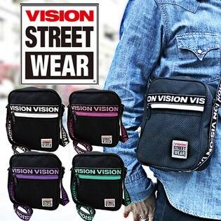 VISION 2019年春夏Model☆選べる4colors ショルダーバッグVSJQ-401
