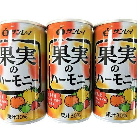 果実のハーモニー 190g×30本